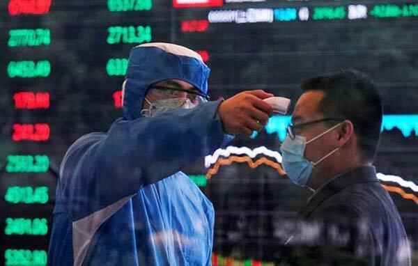 ضربه کاری کرونا به اقتصاد دنیا؛ 2.7 تریلیون دلار