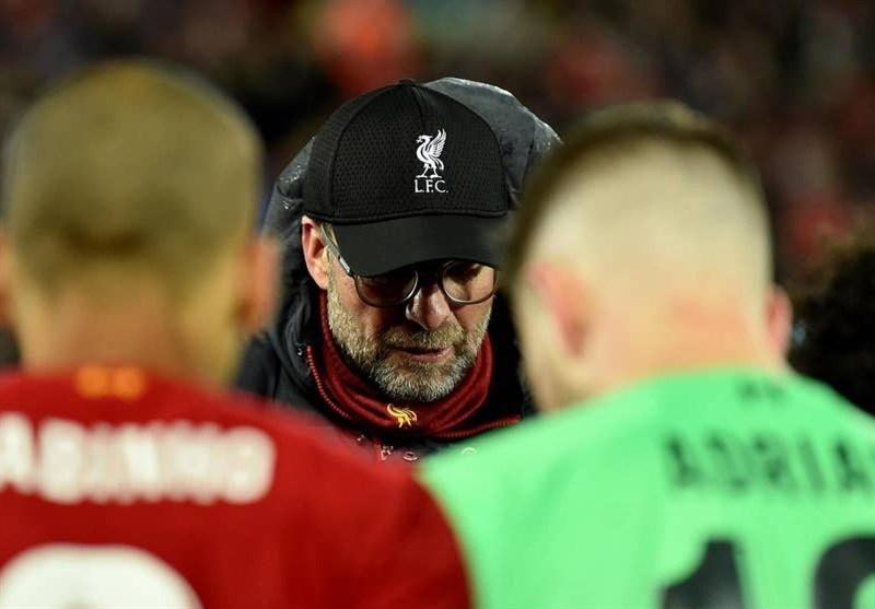 کلوپ: همه چیز در لحظات معین کننده علیه ما بود، نوع فوتبال اتلتیکو را درک نمی کنم