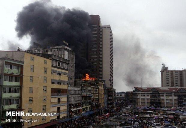 وقوع انفجار در نیجریه، 15 نفر کشته شدند