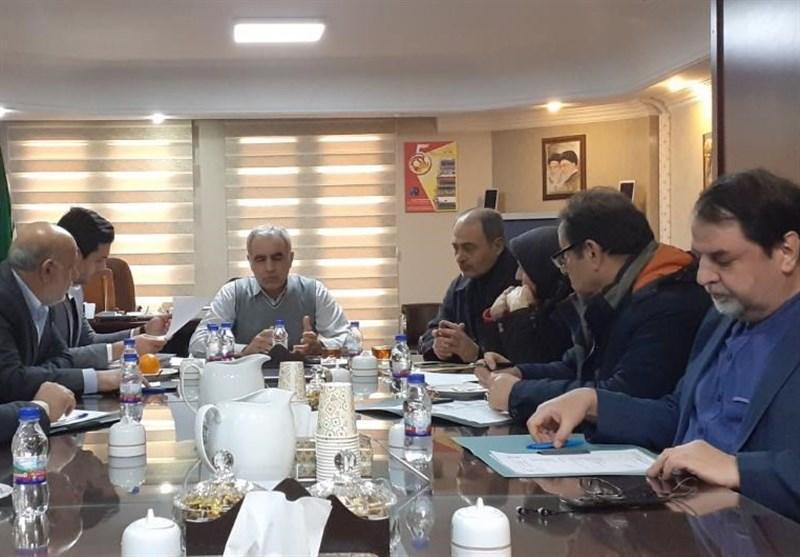 جلسه هیئت رئیسه فدراسیون فوتبال لغو شد