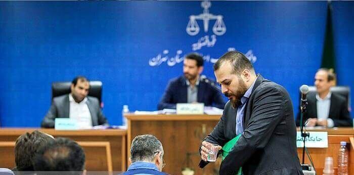 محکومیت عمار صالحی به 10 سال حبس ، جهانبانی به 20 سال حبس محکوم شد