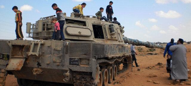عملیات طوفان صلح دولت لیبی علیه شبه نظامیان حفتر شروع شد
