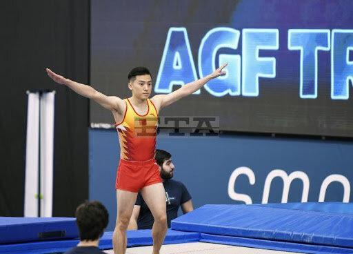 مسابقات ژیمناستیک قهرمانی آسیا به تعویق افتاد