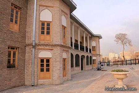 عمارت های باشکوه و زیبای تهران