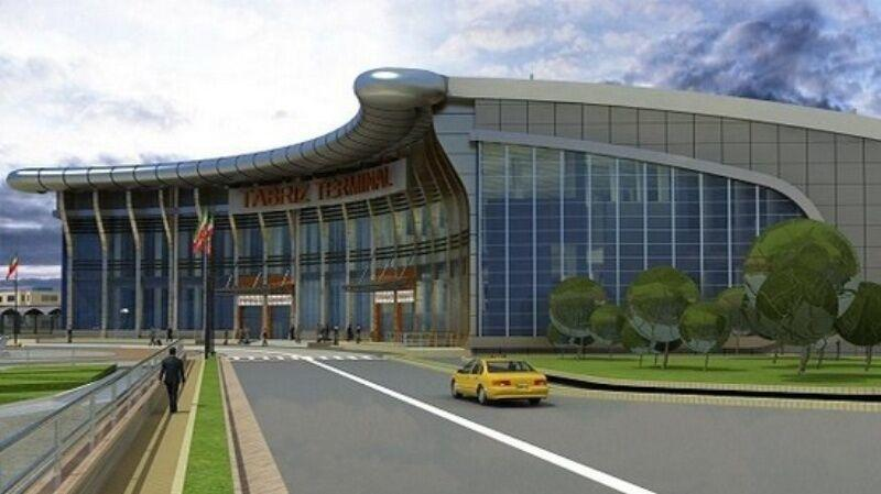 خبرنگاران بازگشایی پایانه های مسافربری آذربایجان شرقی منوط به تصمیم ستاد کروناست
