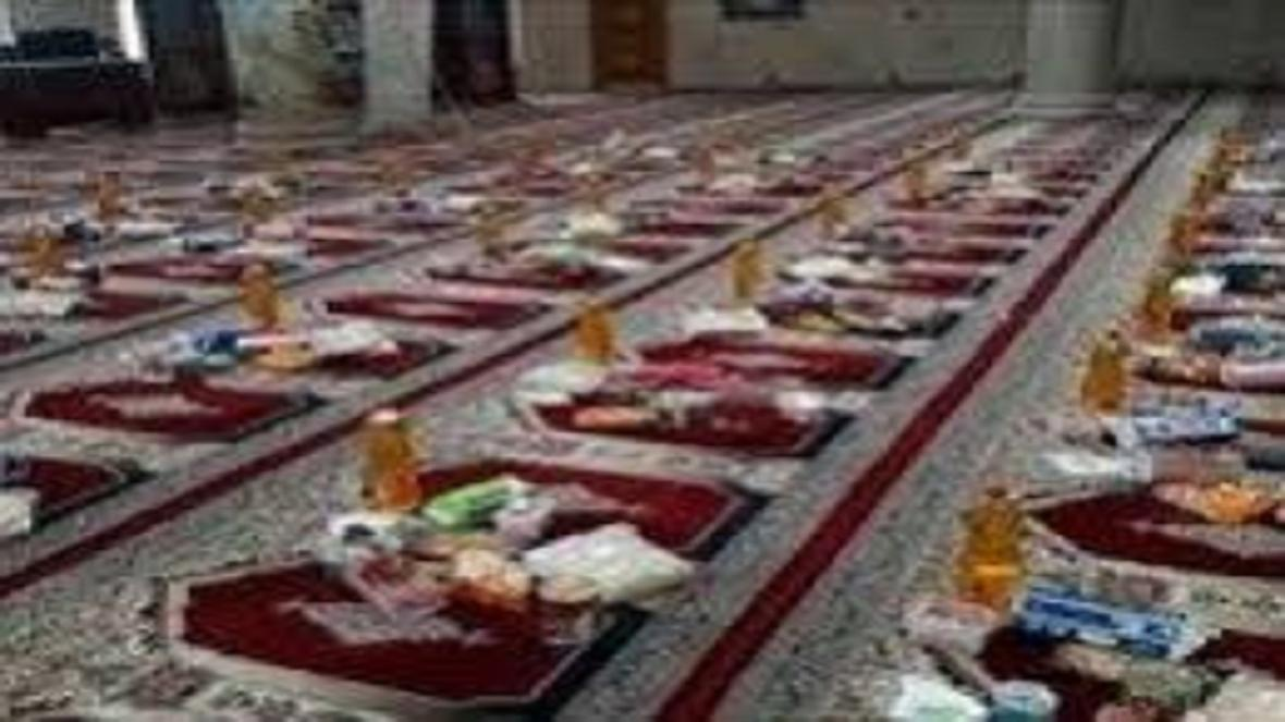 توزیع 300 بسته مواد غذایی بمناسبت میلاد امام زمان (عج) در تبریز
