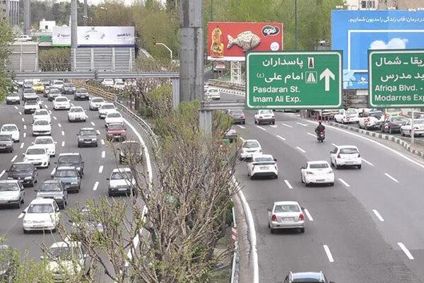 اقدامات ترافیکی برای شنبه کرونایی در پایتخت