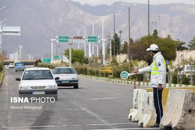 شرایط جوی و ترافیکی جاده های کشور در آخرین آدینه فروردین99