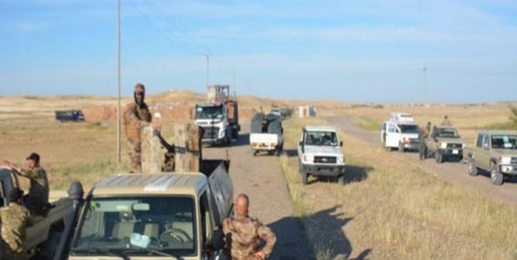 هفت تروریست داعش در شرق عراق از پای درآمدند