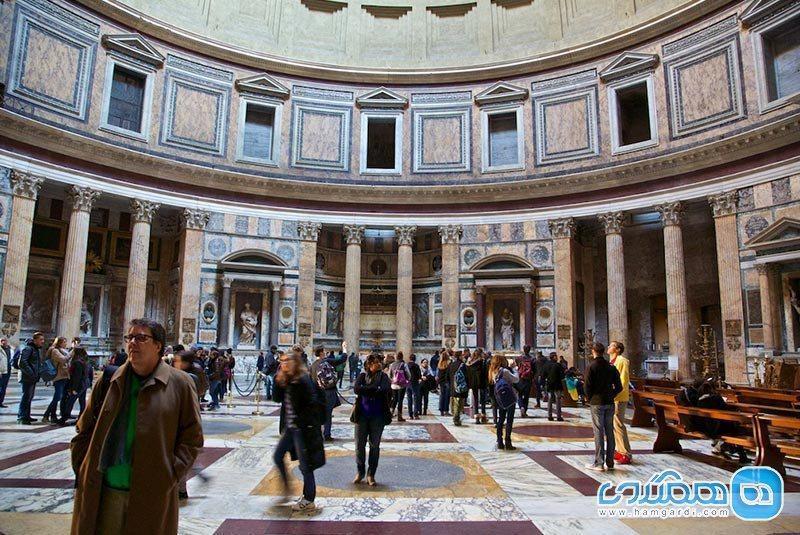 حقایقی درباره معبد پانتئون رم که شاید از آنها اطلاع نداشته باشید