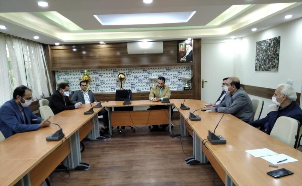 استفاده از ظرفیت دانشجویان برای پیشرفت باشگاه ذوب آهن اصفهان