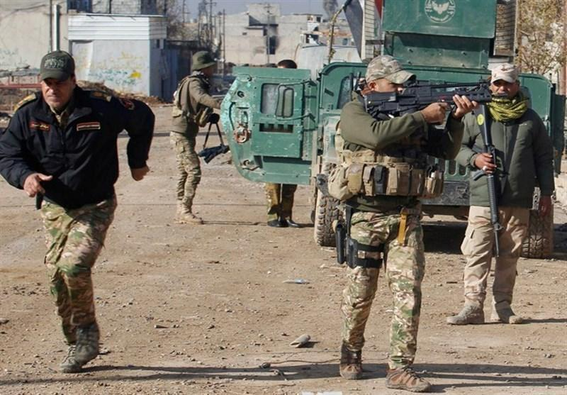 حشد شعبی حمله تروریستی داعش در جرف النصر را خنثی کرد