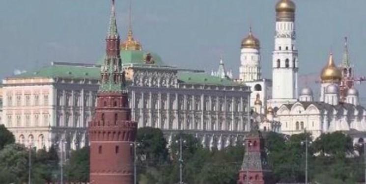 بیمارستان مخصوص مبتلایان به کرونا در مسکو آتش گرفت