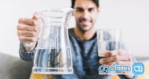 تضمین سلامت قلب با نوشیدن 5 لیوان آب در روز