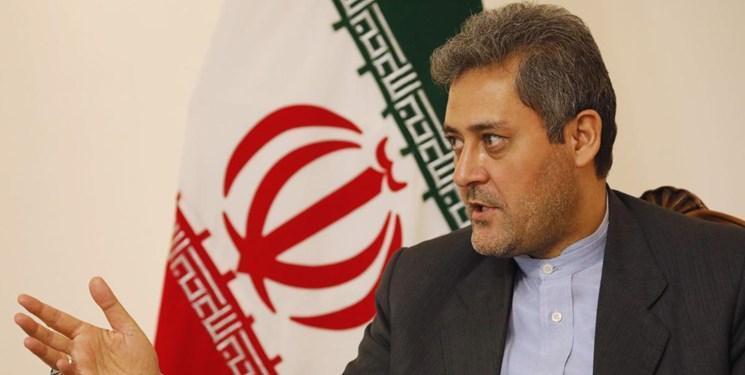 سفیر ایران: خبر انتقال 9 تن طلا از ونزوئلا دروغ است، 2 نفتکش ایرانی مورد تعرض قرار نگرفتند
