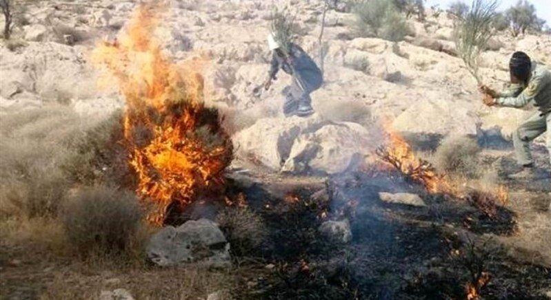 نبرد با آتش با دستان خالی، تجهیزاتی که به زاگرس نمی رسد