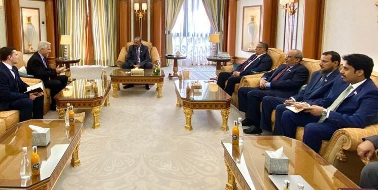 ملاقات سفیر روسیه با رئیس شورای انتقالی جنوب؛ تأکید گروه یمنی بر حل 4 پرونده