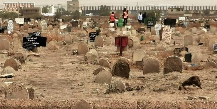 کشف گور جمعی سربازان سودانی کشته شده در دوره البشیر