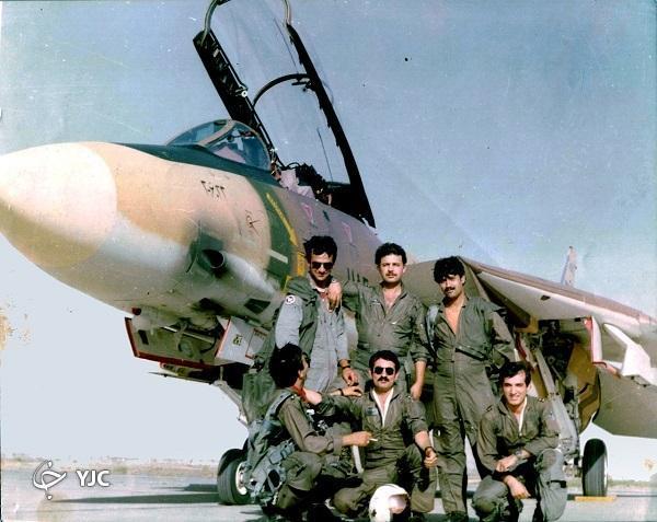 وقتی اف 14 ایرانی با شلیک یک موشک، سه میگ 23 بعثی را نابود کرد