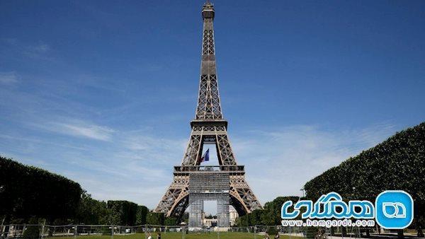 اعلام بازگشایی برج ایفل و موزه لوور به روی بازدیدکنندگان