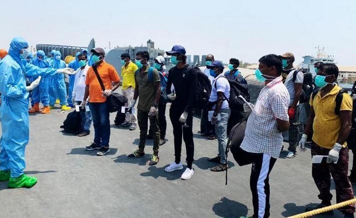 شهروندان هندی از ایران به کشور خود منتقل شدند