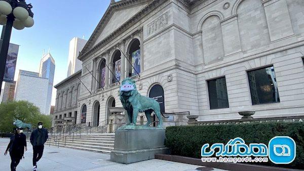 واکنش موسسه هنر شیکاگو به کاهش درآمدهای ناشی از شیوع کرونا