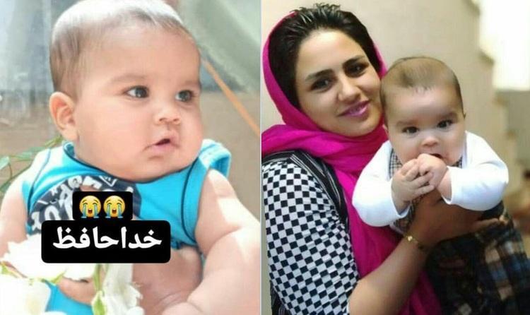 قتل فجیع زن 23 ساله و کودک یک ساله اش در خانه!