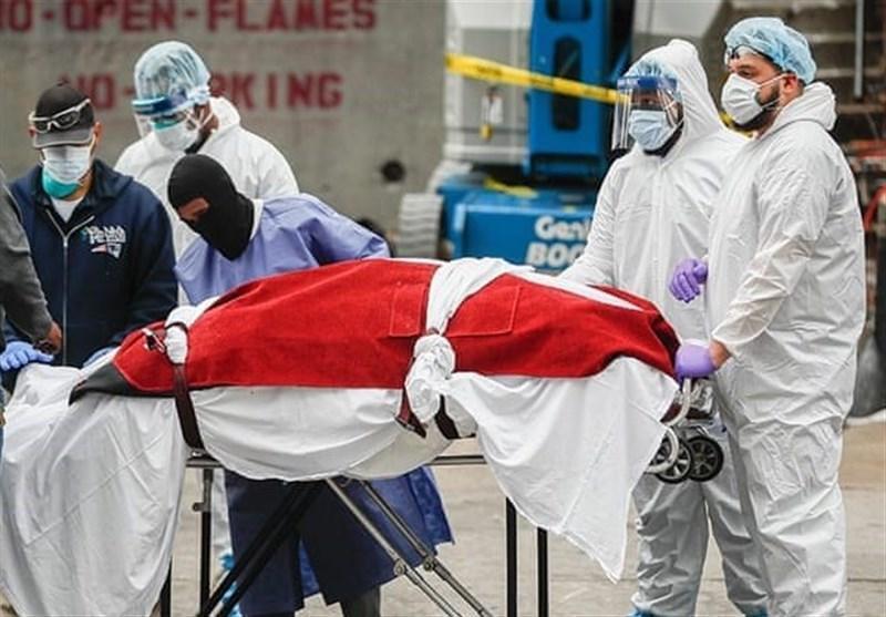 کرونا در دنیا، 45 هزار مبتلا در ایالات متحده، ویروس کماکان در قاره آمریکا می تازد