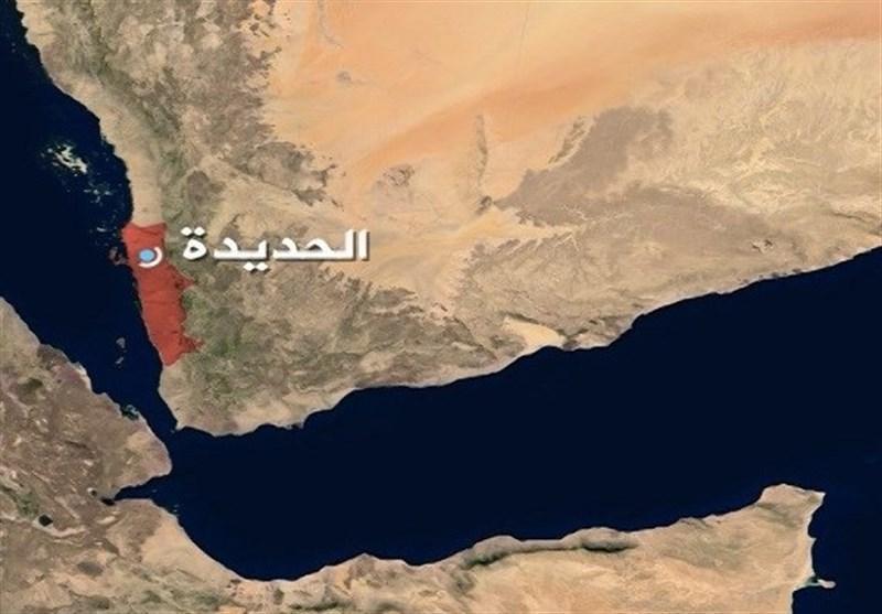 یمن، حملات توپخانه ای مزدوران عربستان به روستایی در الحدیده