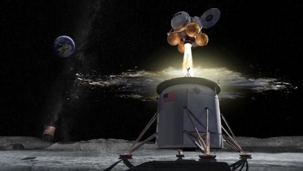 قرارداد همکاری ناسا با ژاپن برای عملیات های کره ماه