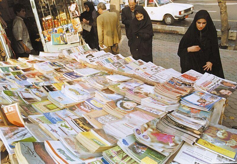 خبرنگاران خبرهای دوم مردادماه در روزنامه های هرمزگان