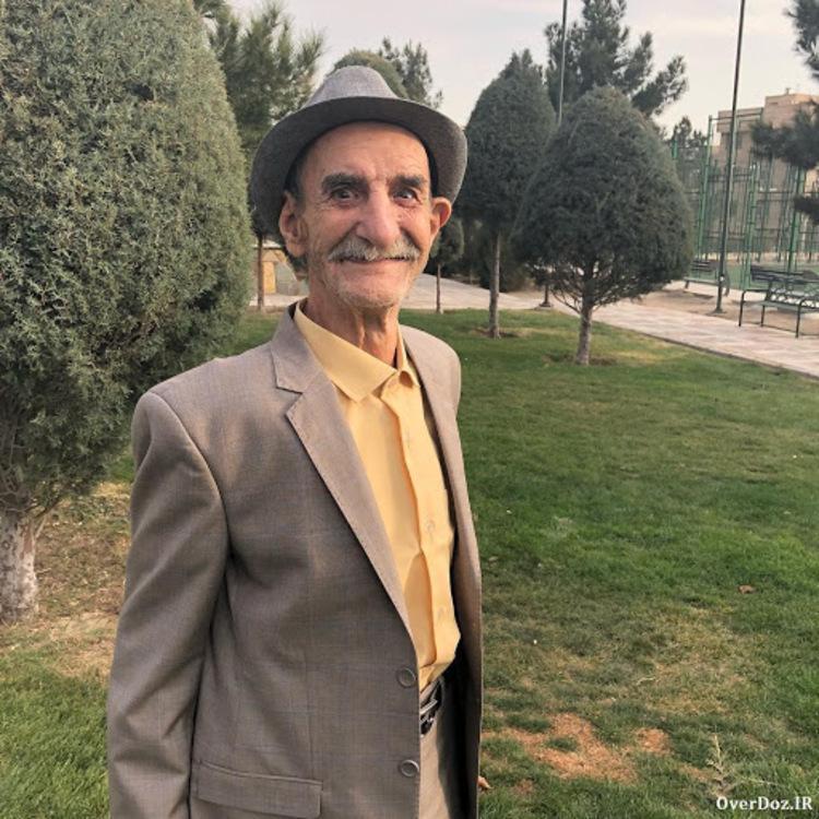 (تصاویر) احمد پورمخبر بازیگر تلویزیون و سینما درگذشت