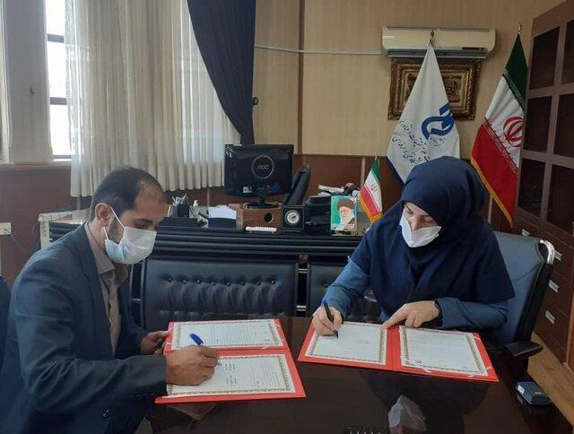 امضای تفاهم نامه بین جهاد دانشگاهی گلستان و دانشگاه فنی و حرفه ای