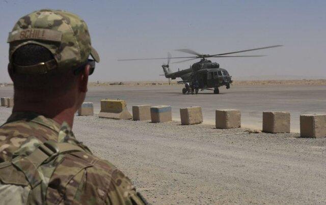 حمله موشکی به جنوب بغداد