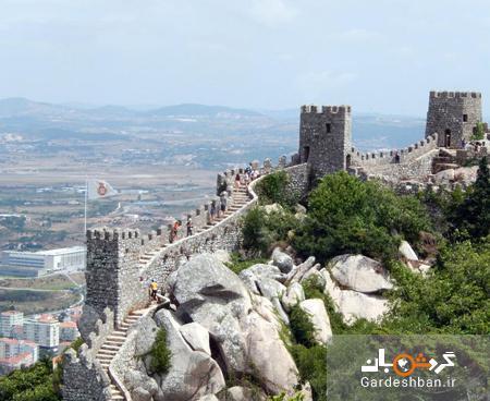 قلعه تاریخی مورس ها در پرتغال، عکس