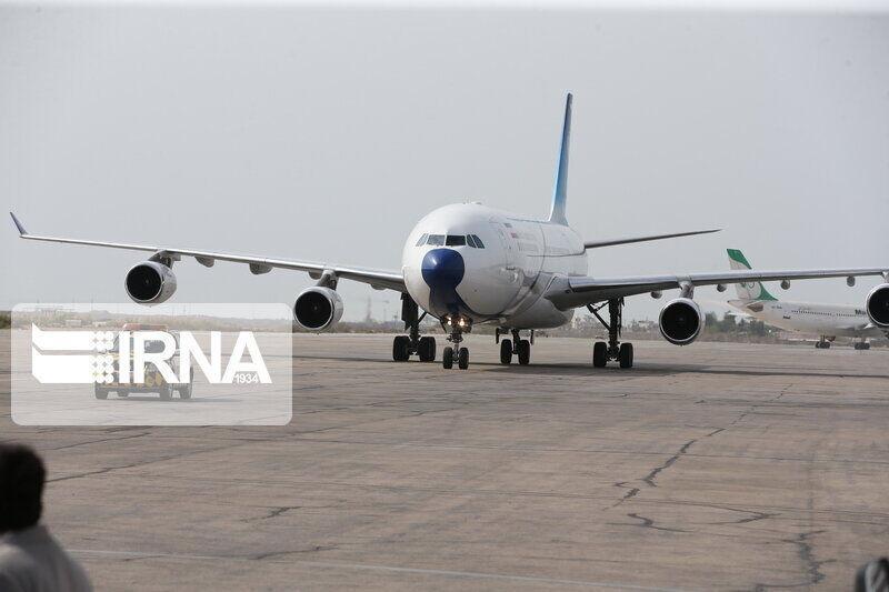 خبرنگاران نقص فنی، پرواز شیراز را به مشهد بازگرداند