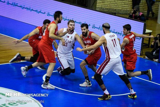 شانس کم بسکتبال ایران برای میزبانی انتخابی کاپ آسیا، قطر گزینه است