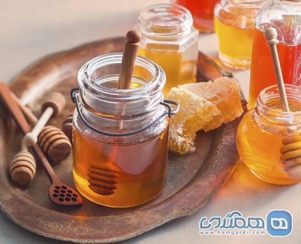 عسل بخورید تا بدنتان جوان بماند!