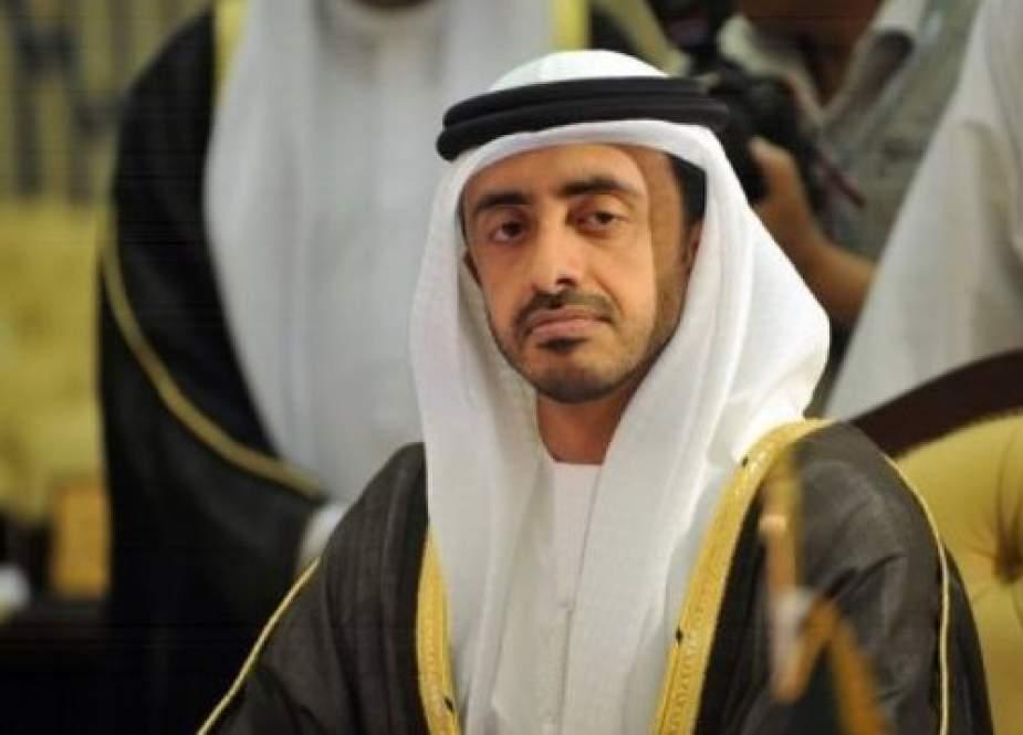 وزیر خارجه امارات: واکسن کرونا زدم