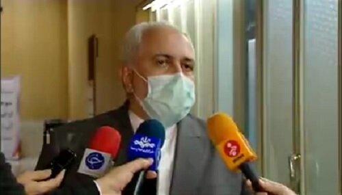 ظریف از طرح ایران برای حل مناقشه قره باغ اطلاع داد