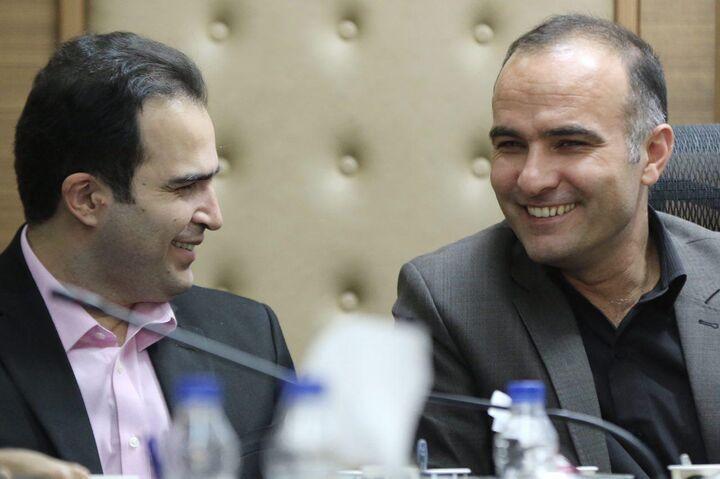 روزبه وثوق احمدی: پرسپولیس برای شجاع خلیل زاده از AFC استعلام بگیرد