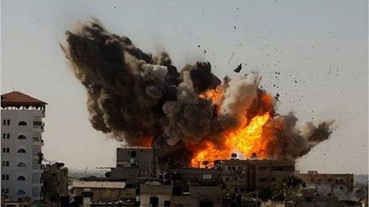 انفجار مهیب در شمال غرب سوریه