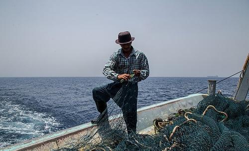 گام بعدی؛ توقف همیشگی صید ترال در دریای مکران ، دانشجویان سیستان وبلوچستان پای کار صیادان