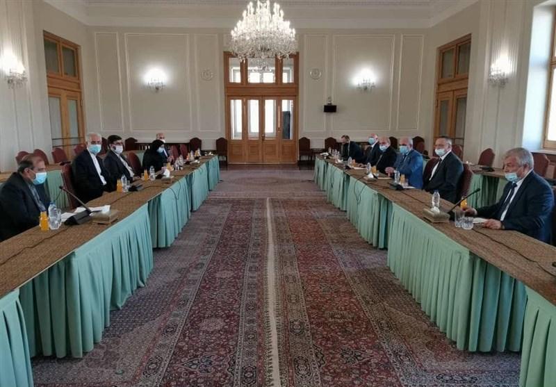 نماینده ویژه پوتین با دستیار ظریف ملاقات کرد