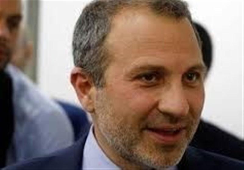 لبنان، باسیل : هیچ دخالتی در تشکیل دولت جدید ندارم