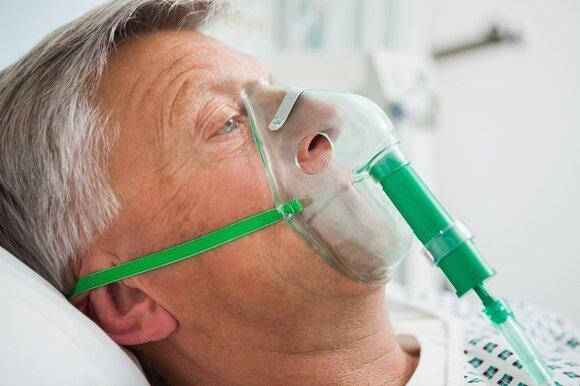 اکسیژن درمانی بیماران کرونایی در خانه خطرناک است