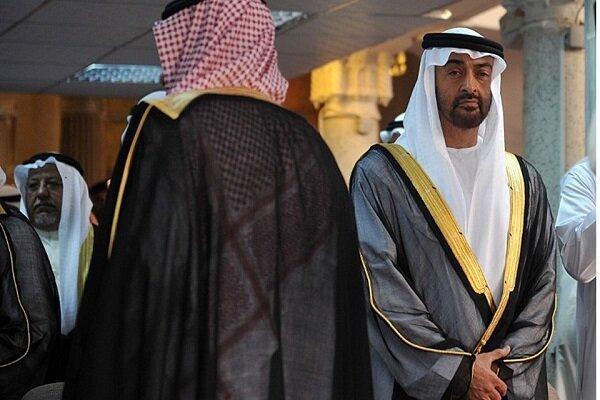 انتشار یک سند محرمانه در مورد اختلافات امارات و عربستان