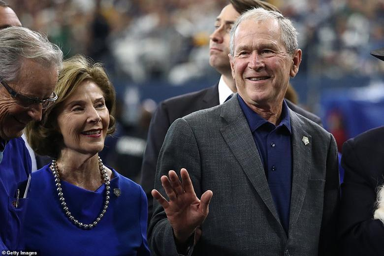 توصیه جورج بوش به ترامپ چه بود؟