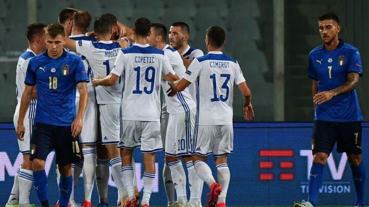 تمایل بوسنی به بازی با تیم ملی ایران