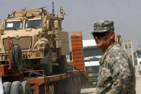 تداوم تحرکات ارتش آمریکا در مرز سوریه و عراق